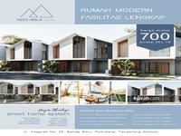 Dijual - Modern Cluster For Your Modern Lifestyle