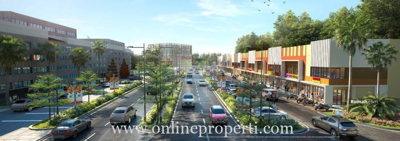Jual Ruko Citra Business Avenue di Citra Maja Raya MP337 #90315258