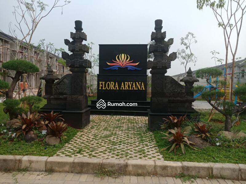 Rumah Minimalis 2 Lantai Nuansa Taman Bali Di Cluster Aryana Karawaci Tangerang