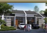 rumah baru 800 jutaan di mainroad kolonel masturi regency, cimahi