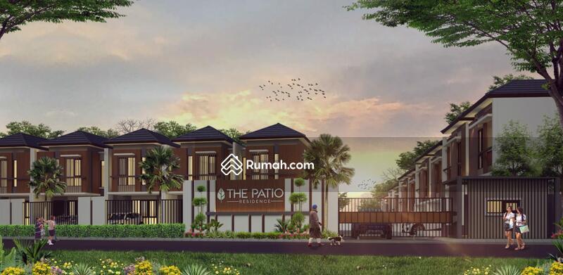 The Patio Residence Rumah Murah di Area Serpong #90833306
