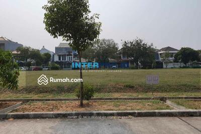 Dijual - Dijual Tanah Kavling Puri Indah Blok i Luas 360m2 Lokasi Bagus - Harga Nego