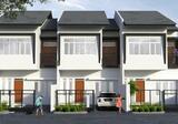 Rumah cantik modern minimalis di Taman Kopo Indah