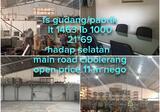 Gudang/Pabrik Mainroad Cibolerang, Bandung