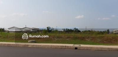 Dijual - Kavling Hoek MM2100 Industrial Town Kawasan Industri Cibitung Cikarang Bekasi Jawa Barat
