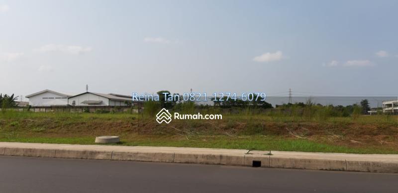 Kavling Hoek MM2100 Industrial Town Kawasan Industri Cibitung Cikarang Bekasi Jawa Barat #91344312