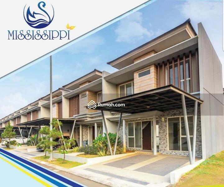 Rumah Cluster Mississippi Jakarta Garden City JGC harga murah 1.550 M-an harga pasar 1.7M #91356788