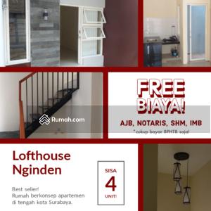 Dijual - Lofthouse Nginden