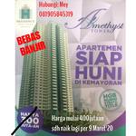 Apartemen Amethyst Tower Satu2nya HGB Murni(SHM) Di Kemayoran