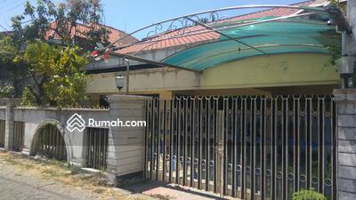 Dijual - Jual rumah hitung tanah di Karang Asem Surabaya  * LT 450 m² (15 x 30) * LB ± 550 m² * 7+1 KT * 6+1