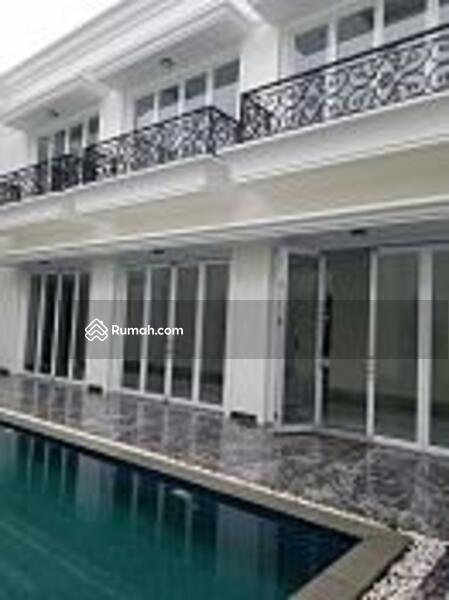 Rumah Mewah, S.Pool, Akses Jalan Besar, Prime Area Di Pondok Indah #91576282