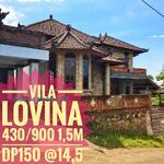 Villa Pantai Lovina Singaraja Bali