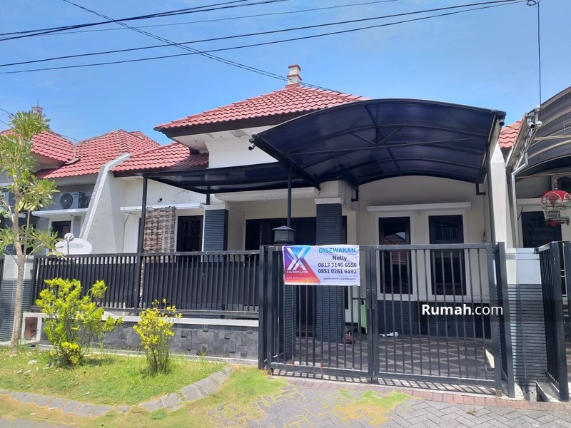 Disewakan Rumah Pondok Candra, Sidoarjo #91710470