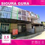 Rumah Kost 15 Kamar Luas 104 di Sigura gura kota Malang _ 455. 19