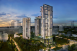 STATURE RESIDENCES limited only 96 luxuriouse units with Sky Villas & Townhouse semi furnished