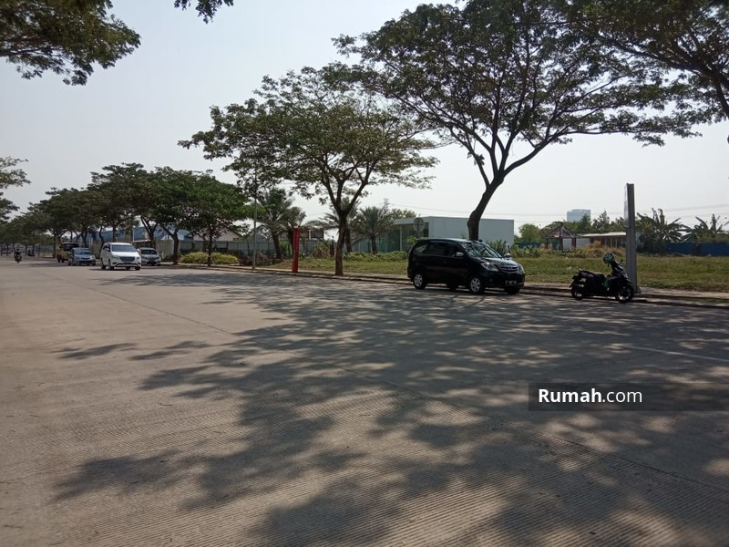 Kavling Komersial @ Alam Sutera Jl Alam Utama Tangerang #91747410