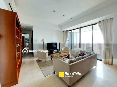Disewa - Apartemen Disewakan di 1 Park Avenue, Siap Huni, High Floor, Furnished, 2 BR, City View
