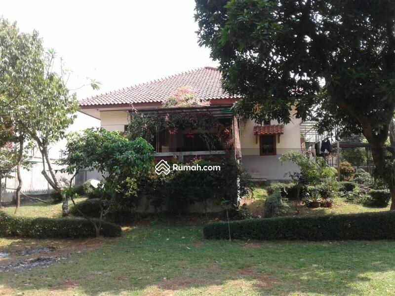 Dijual rumah dan pekarangan diJl Raya Pondok Aren Tangerah Selatan #91810502