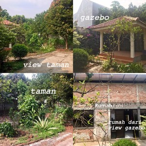 Dijual - Rumah Dan Tanah Luas Dekat Kampus Ipb Dramaga