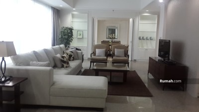 Dijual - Dijual Apartemen Ascott Thamrin uk260m2 4BR Jakarta Pusat(Belakang Gi)