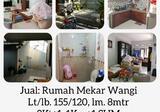 Dijual Rumah Mekar Wangi, Bandung