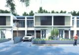 >> DIJUAL Rumah modern, 1M-an lebar muka 8 meter, Ciwaruga, gegerkalong