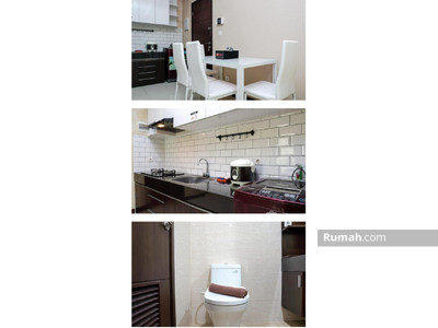 Dijual - Apartement gallery west residence fully furnish