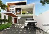 Dijual Rumah Baru Lengkong Besar Minimalis