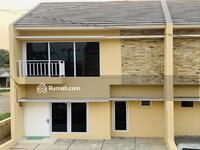 Dijual - Rumah 2 lantai 3 kamar Lt. 2 di cisauk free semua biaya² murah mewah