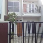 Rumah Mininimalis dalam Komplek di Cinere