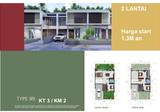 Jual Rumah Baru sayap Setraduta Bandung