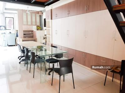 Dijual - Dijual Rumah  di Bukit Cimanggu Bogor, minimalis dan semi furnished strategis dkt CBD