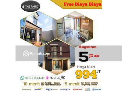 Dijual - The Patio Residence