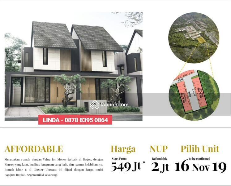 Rumah 2 lt @ Cluster Uluwatu,Bali Resort Bogor #92832320