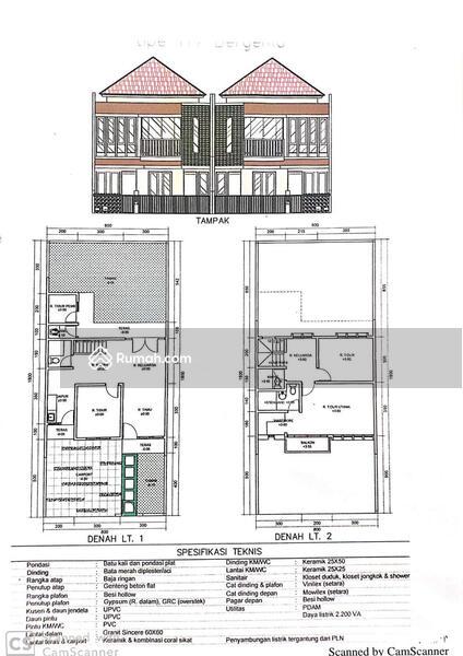 Rumah Type Bouvardia, free Biaya KPR, BPHTB & Surat2,  Akses Dekat Toll Sentul #93146342