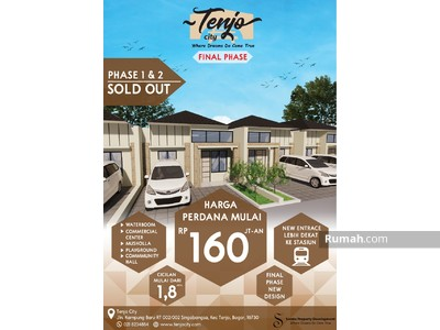 Dijual - Tenjo City