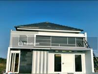 Dijual - Jual Rumah Baru Terjangkau Nol Jalan Raya Prasung