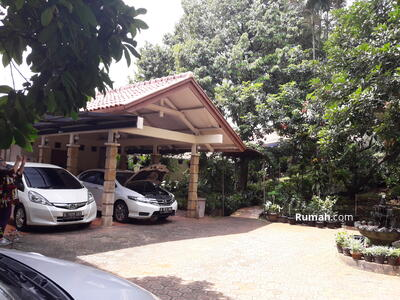 Dijual - Turun Harga BU :  Rumah Kebun di Pejaten Timur Pasar Minggu, Jakarta Selatan