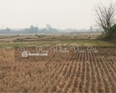 Dijual - Tanah di Kawasan Industri Balaraja Barat