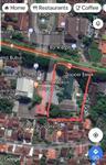 Tanah super strategis super luas di pusat kota Pati, Jawa Tengah ( Dapoer Emak Pati )