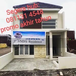 Dijual - Rumah Juanda Murah Angsuran DP89jt