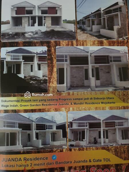 Rumah Juanda Murah Angsuran DP89jt #93333392
