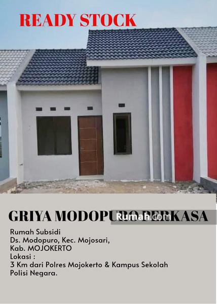 RUMAH SUBSIDI GRIYA MODOPURO PERKASA #100495538