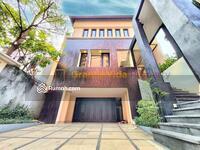 Dijual - PONDOK INDAH - RUMAH MEWAH 3 LANTAI FULL MARMER, PRIVATE LIFT. .