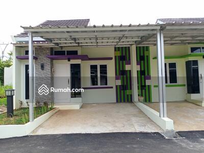 Dijual - Rumah baru DP 1 perak dengan fasilitas taman bermain! 9 menit stasiun Bojonggede