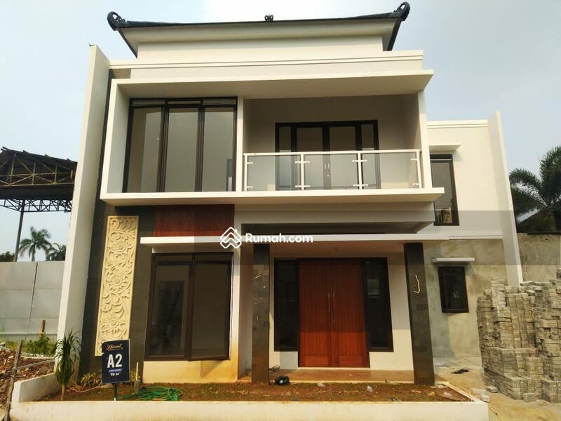 Dijual Rumah 2 Lantai Depok Cantik Gaya Bali Strategis Dekat 3 Pintu Tol dan Stasiun #106181212