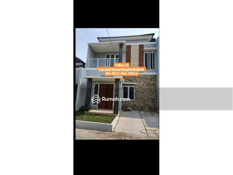 Dijual Rumah 2 Lantai Depok Cantik Gaya Bali Strategis Dekat 3 Pintu Tol dan Stasiun #93747262