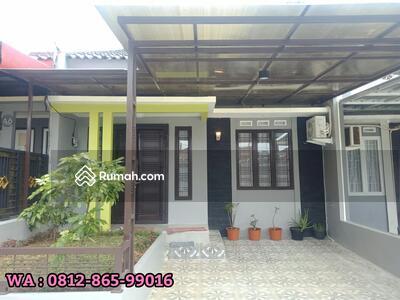 Dijual - Rumah Syariah Pancasan Bogor Akses Tol Jakarta-Baranangsiang  Dekat Stasiun KRL Lokasi Strategis