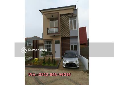Dijual - Dijual Rumah Mewah 2 Lantai Ciracas Jakarta Timur Dekat LRT  2 Pintu Tol Jagorawi dan Cijago