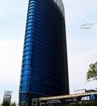 Space office di The City Tower